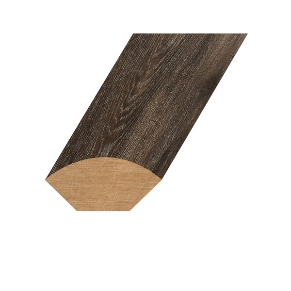 0.59 x 1.10 x 94 Oak Quarter Round in Ampera by Concept One Accessories