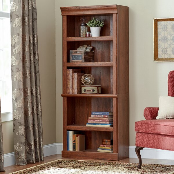 Leith Library Standard Bookcase by Three Posts