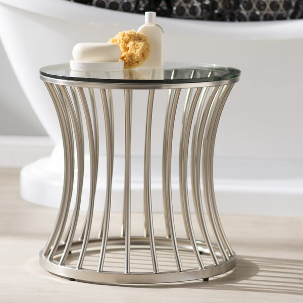 Home & Outdoor Ronquillo End Table