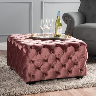 Cocktail Square Ottomans Amp Poufs You Ll Love In 2019 Wayfair