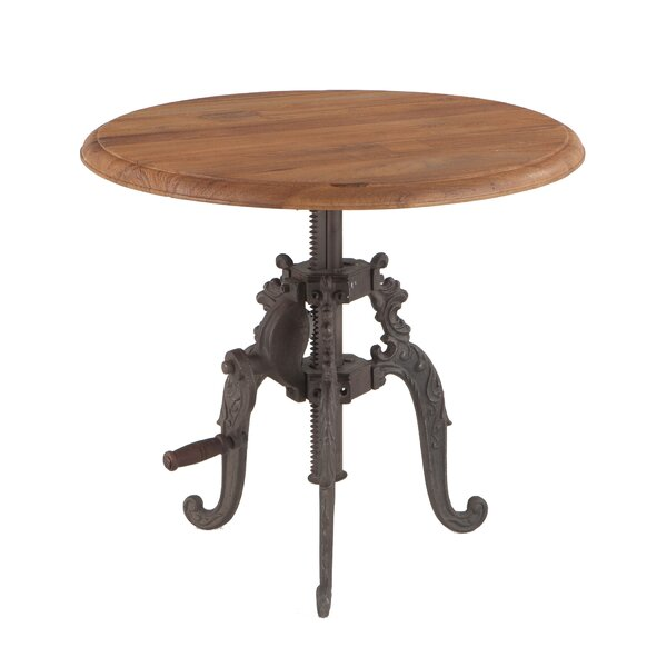 Mayhall End Table by Williston Forge