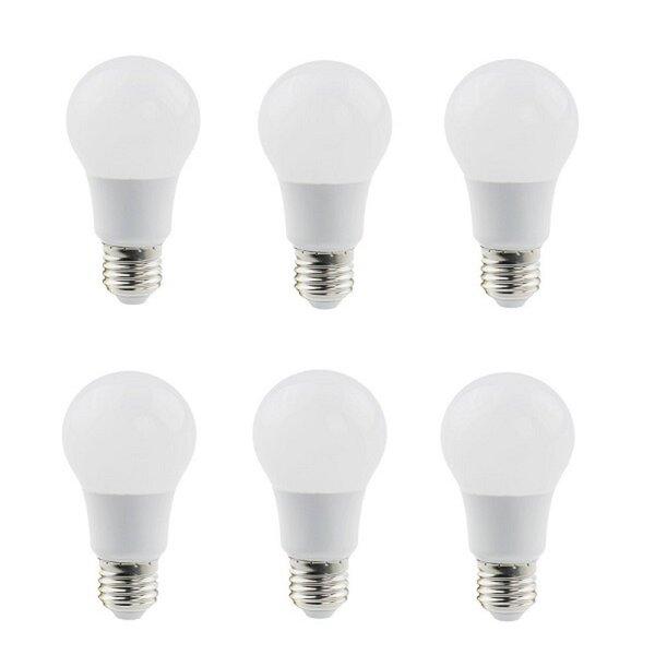9W E26/Medium LED Light Bulb (Set of 6) by Elegant Lighting