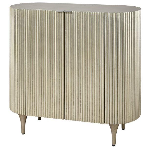 Cansler 2 Door Accent Cabinet Corrigan Studio W002000533