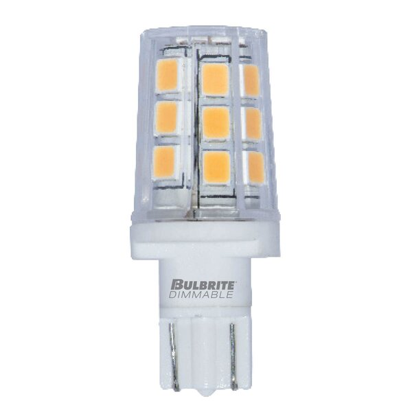 3W LED Light Bulb (Set of 2) by Bulbrite Industries