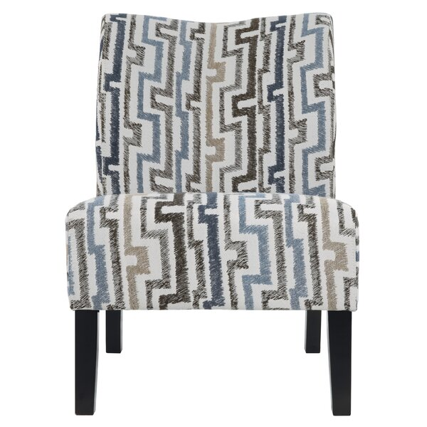 Fitch Slipper Chair by Alcott Hill