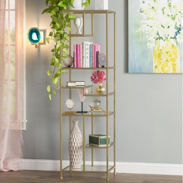 Liviana Etagere Bookcase by Willa Arlo Interiors
