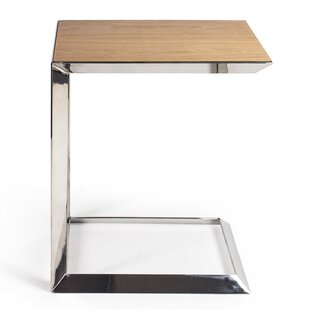 Reviews Maranto End Table ByBrayden Studio