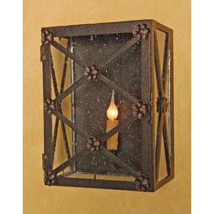 Comparison Daisy 2-Light Outdoor Wall Lantern By Laura Lee Designs