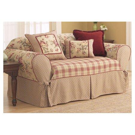 Lexington Box Cushion Sofa Slipcover