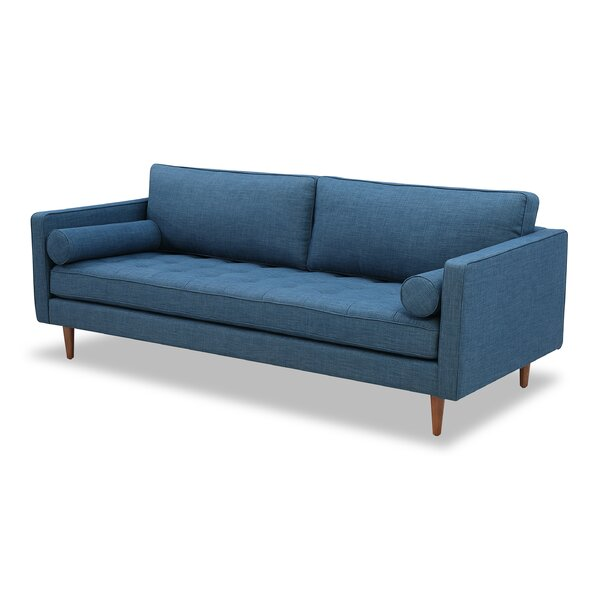 Agosto Mid-Century Sofa by Corrigan Studio