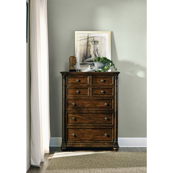 Leesburg 5 Drawer Chest by Hooker Furniture