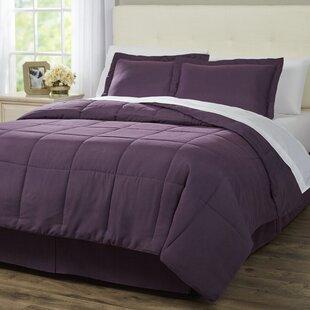 Dark Purple Bedding Sets   Wayfair
