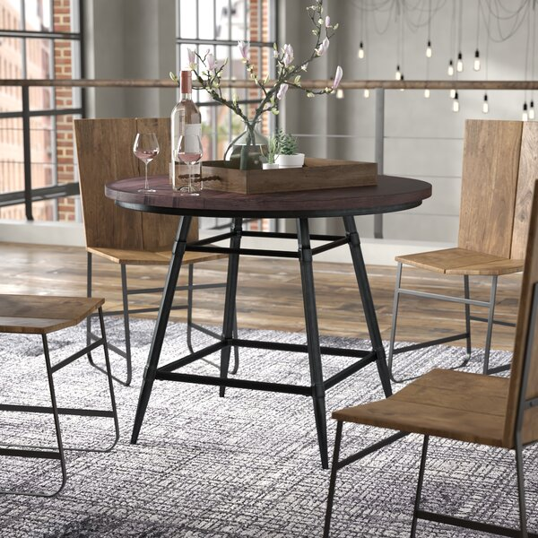 Aundrea Counter Height Dining Table by Williston Forge