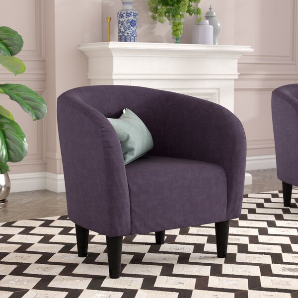 Review Hana Barrel Chair