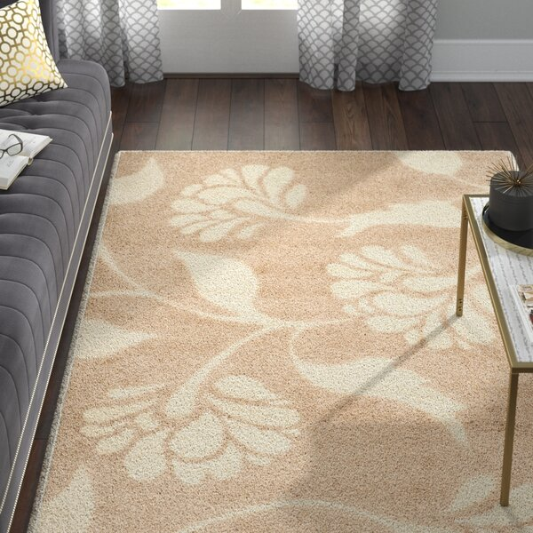 Marybell Light Creme Area Rug by Willa Arlo Interiors