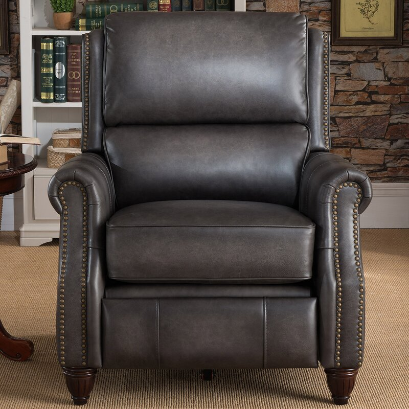 Emery Leather Power Recliner with USB Port & Amax Emery Leather Power Recliner with USB Port u0026 Reviews | Wayfair islam-shia.org