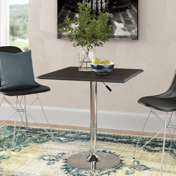 Seagraves Adjustable Height Dining Table by Latitude Run