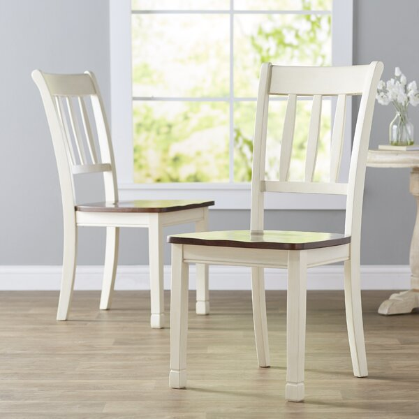 Amazing Leamont Side Chair (Set Of 2) By Rosecliff Heights Great price