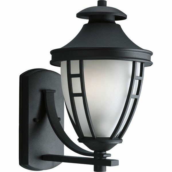 Triplehorn 1-Light Incandescent Sconce by Alcott Hill
