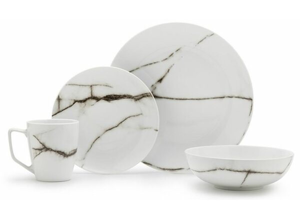 Jacoby 16 Piece Dinnerware set by Langley Street
