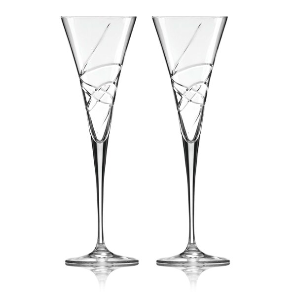 Adorn 7 oz. Champagne Flute (Set of 2) by Lenox