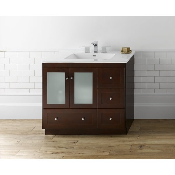 Shaker 36 Single Bathroom Vanity Set by Ronbow