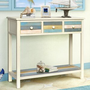 Seaside Console Table by Gallerie Decor