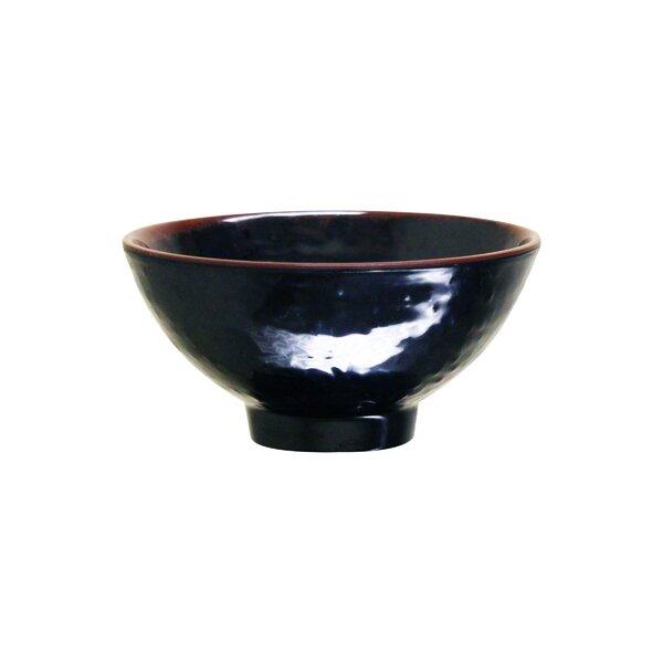 Herman 11 oz. Melamine Rice Bowl (Set of 12) by Bloomsbury Market