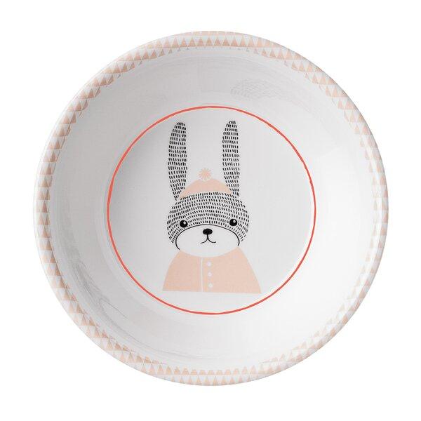 Davis Round Melamine Cereal Bowl (Set of 4) by Viv + Rae