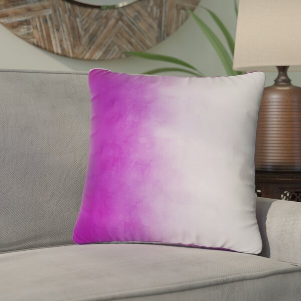 Ashford Printed Throw Pillow by World Menagerie