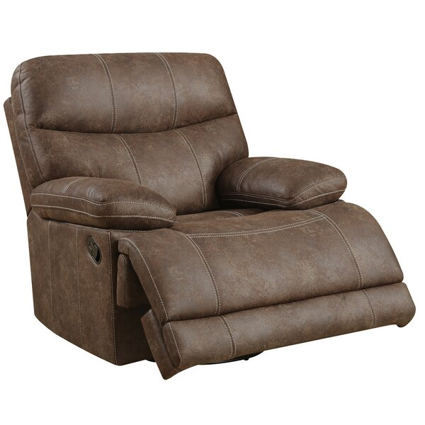 Sellars Swivel Glider Recliner [Red Barrel Studio]
