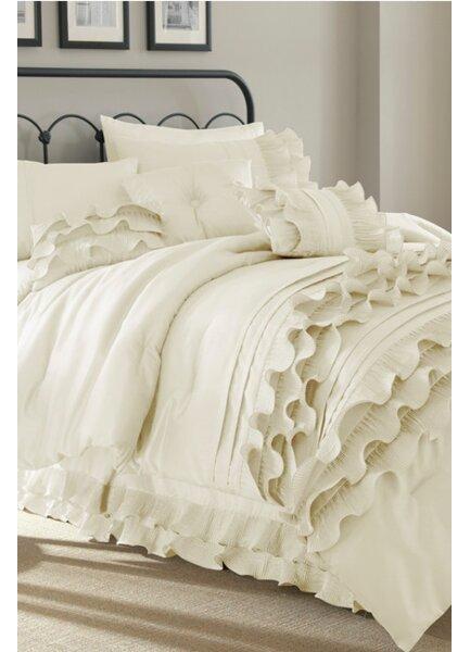 Embla 8 Piece Comforter Set by Willa Arlo Interior