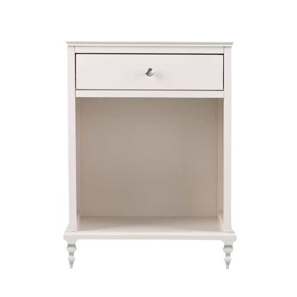 Norita 1 Drawer Nightstand by House of Hampton