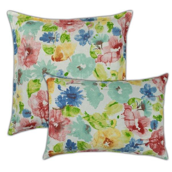 Alcove Outdoor 2 Piece Pillow Set by Sherry Kline