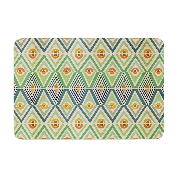 Celebration by Pom Graphic Design Bath Mat by East Urban Home