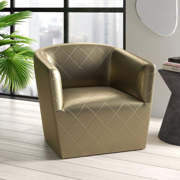 Yeti Barrel Chair by B&T Design B&T Design