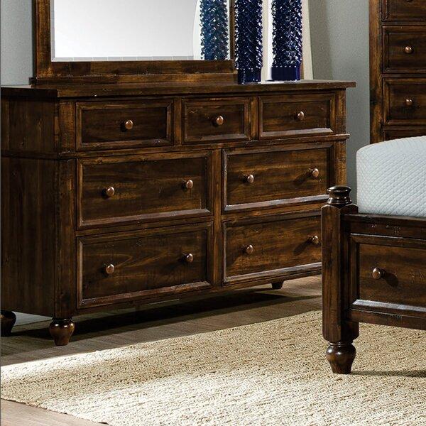 Desaree 7 Drawer Dresser by Darby Home Co