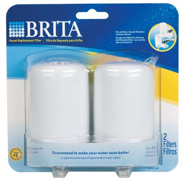 White On-Tap Replacement Filter by Brita