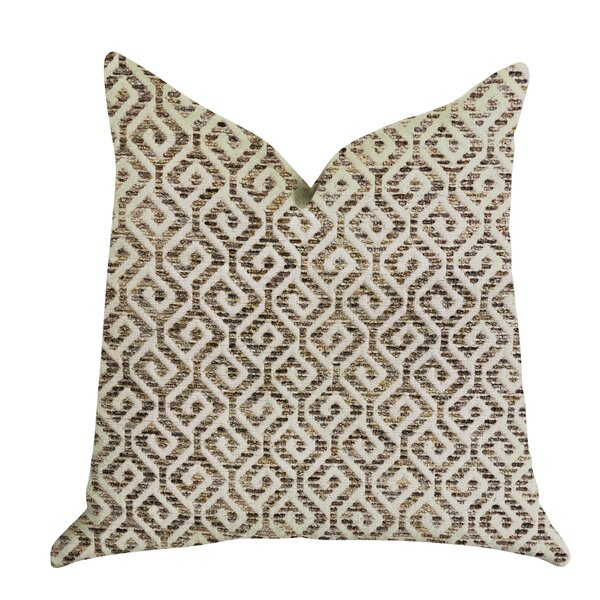 Gilleland Shades Maze Luxury Pillow by Bloomsbury Market