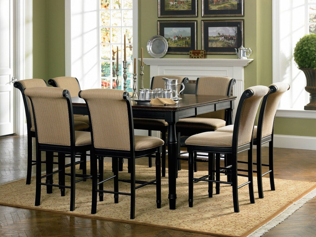 infini furnishings  piece counter height dining set  reviews  - defaultname