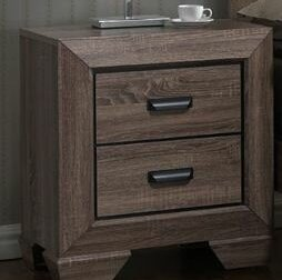 Carnegie 2 Drawer Nightstand by Gracie Oaks