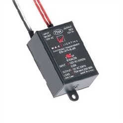 Remote 75W 12V Electronic Transformer by WAC Lighting