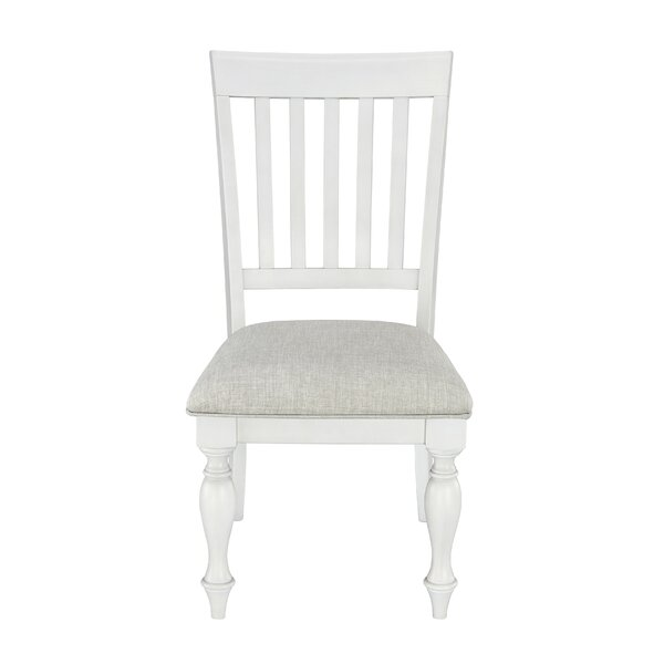 Rey Upholstered Side Chair (Set of 2) by Ophelia & Co.