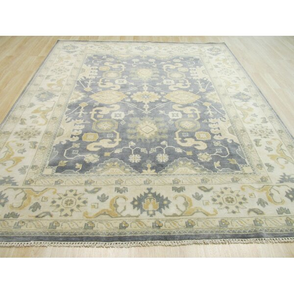 Ernestine Hand Knotted Area Rug by The Conestoga Trading Co.