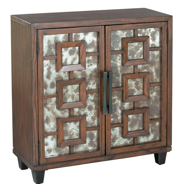 Demitri 2 Door Accent Cabinet By World Menagerie