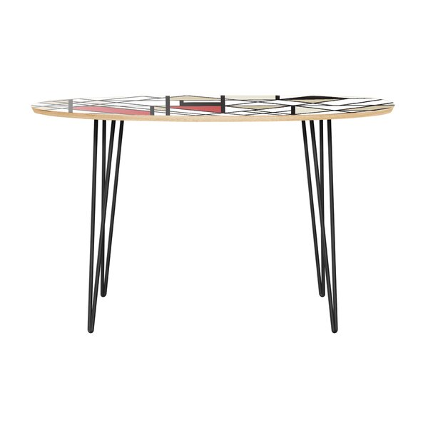 Cletus Dining Table By Wrought Studio 2019 Sale