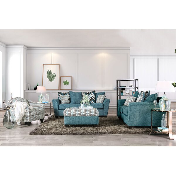 Neysa Configurable Living Room Set by Latitude Run