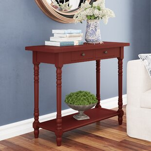 Savings Carleton Console Table By Andover Mills