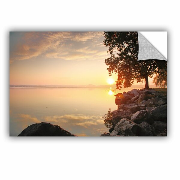 ArtApeelz Renewal by Steve Ainsworth Photographic Print on Canvas by ArtWall