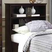 Joel Bookcase Headboard by Rosalind Wheeler
